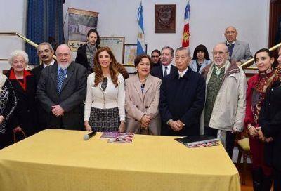 La gobernadora dejó conformada la Comisión de Festejos