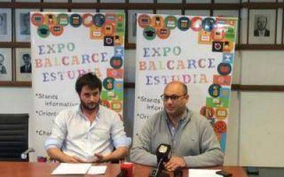 El Intendente Reino lanzó la Expo Balcarce Estudia