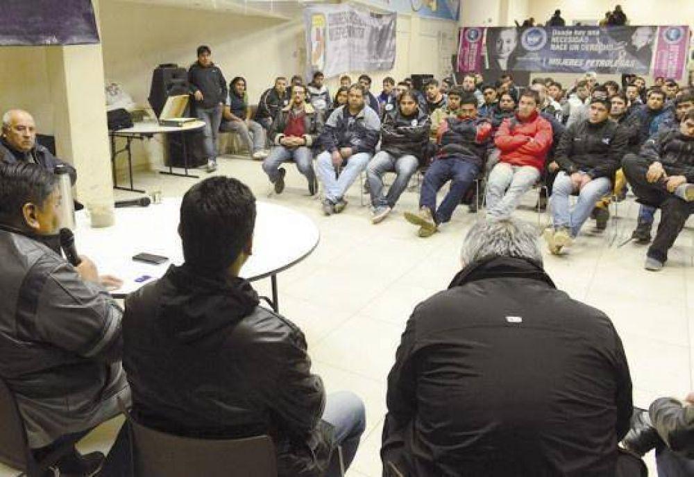Paro en yacimientos de YPF en Chubut y Santa Cruz