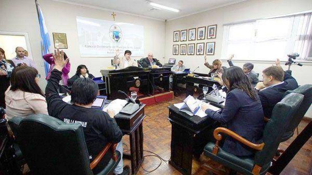 Concejales riograndenses dieron luz verde a la licitación por 800 millones de pesos