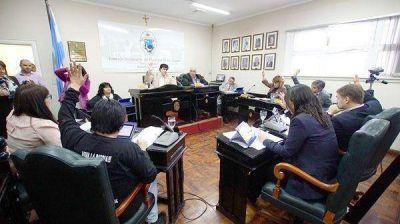 Concejales riograndenses dieron luz verde a la licitaci�n por 800 millones de pesos