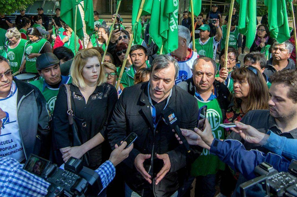 Se abre una semana de diferentes protestas y marchas en Río Negro