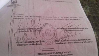 Filtran decreto del intendente asignando recategorizaciones que beneficiarían especialmente al entorno del SOEM
