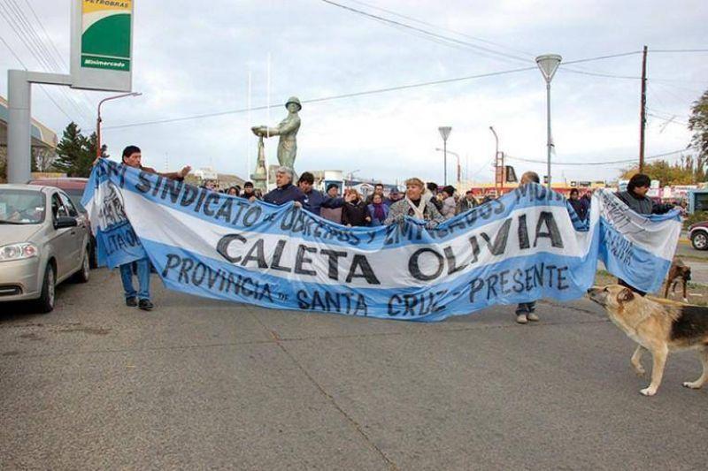 Caleta Olivia: El SOEMCO volverá a cortar la ruta Nº 3