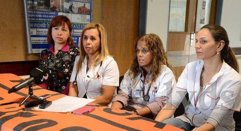 Huelga en Hospital de Caleta para este martes, miércoles y jueves