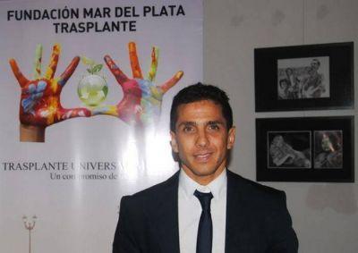 """Diego Fernández: """"En Mar del Plata, tenemos 35 pacientes esperando un hígado en este momento"""""""