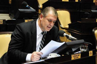 Lissalde pide más cajeros para Saladillo y un Banco Móvil para Del Carril