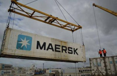 Puerto: primera importaci�n desde que se reanud� el servicio de porta contenedores