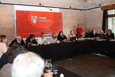 El COMIREC anunció obras para la cuenca baja del río Reconquista