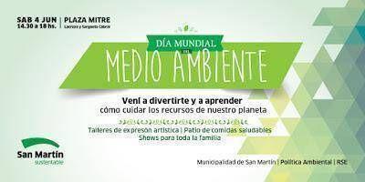 El Municipio celebra el Día del Medio Ambiente con actividades para toda la familia