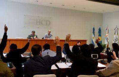 Excepto Cambiemos, el HCD de San Fernando se unió para tratar la situación del hospital provincial