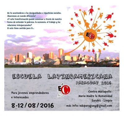Expectativa en Asunci�n por la Escuela Latinoamericana de EdC