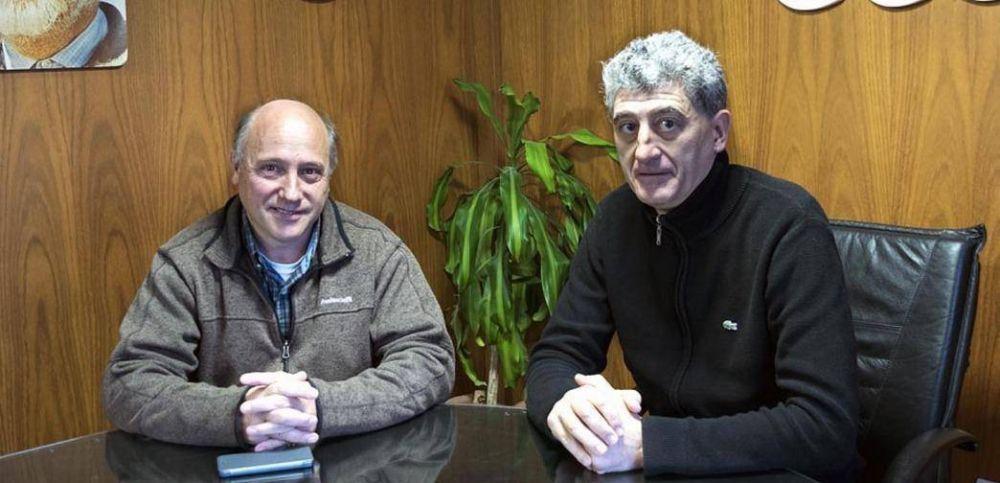 Gerardo Galli asumió en planeamiento