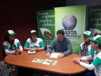 Anunciaron charlas en escuelas con motivo del Día del Medio Ambiente