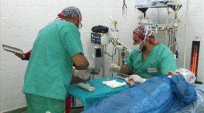 Sin cobrar un peso, médicos salteños hicieron cirugías plásticas a 35 pacientes