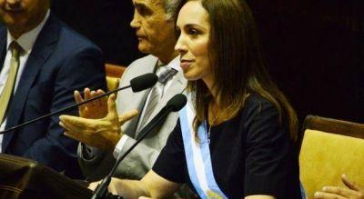 Vidal lleva al Senado de la Naci�n su reclamo por el Fondo del Conurbano