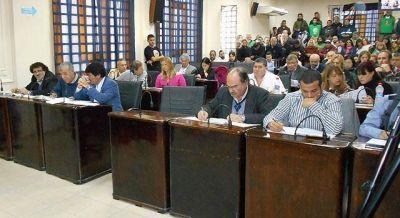 Rechazaron la rendición de cuentas 2015 en Lanús