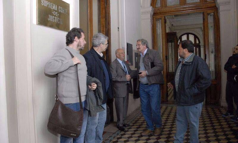 Los judiciales, cerca de arreglar con Vidal