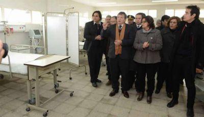 La Gobernadora visitó Belén y realizó numerosas actividades