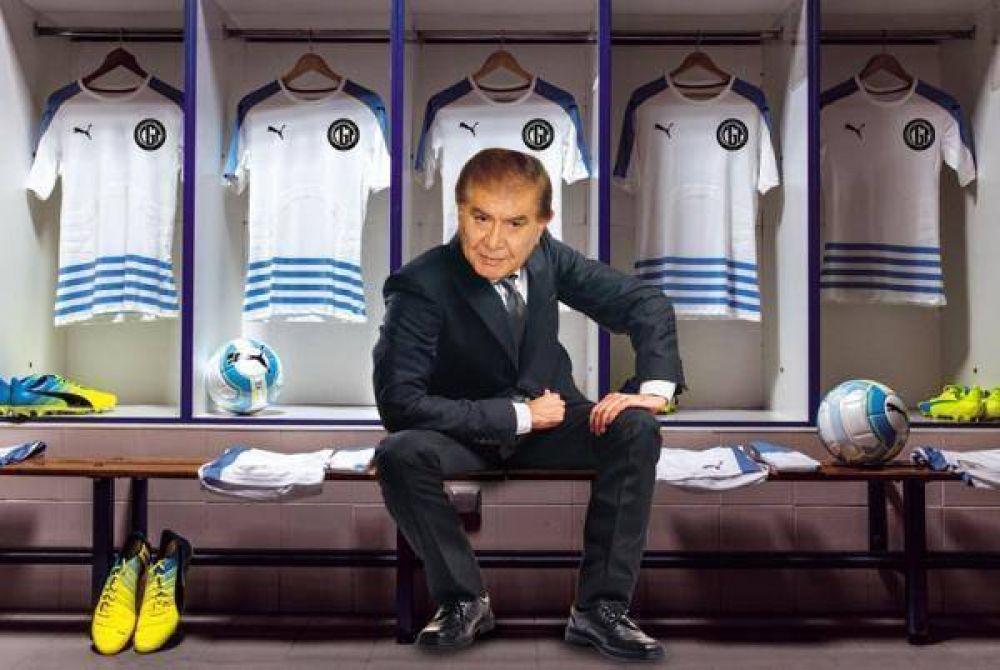 Guillermo Pereyra quiere jugar por la titularidad