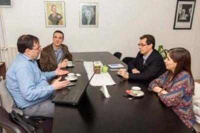 Ampliarán la conectividad de internet en Ushuaia