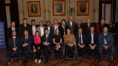 La oposici�n confirm� su apoyo a Mar�a Eugenia Vidal por el Fondo del Conurbano