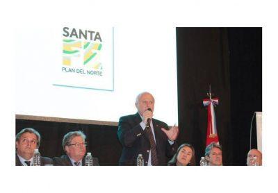 Plan norte: $ 10 mil millones para tres departamentos de la provincia