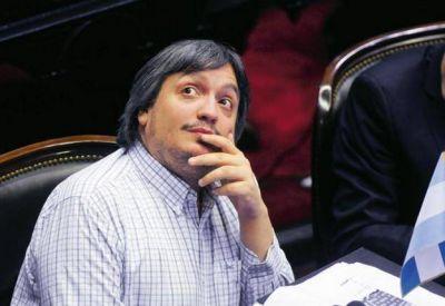 Los números en rojo del diputado Máximo Kirchner