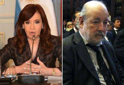 Desestiman el pedido de juicio pol�tico que Cristina present� contra el juez Bonadio