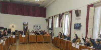 El Concejo Deliberante desaprobó por unanimidad la rendición de cuentas del año 2015