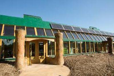 Una escuela rural totalmente sustentable