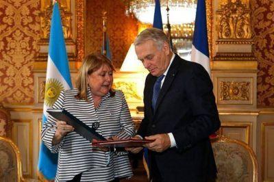 En Francia, Malcorra pasó el test de candidata a la ONU