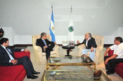 Camioneros San Luis cerró un acuerdo político con Poggi