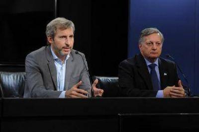 Frigerio y Aranguren reciben a los gobernadores patagónicos por las tarifas energéticas