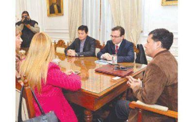 Funcionario de Naciones Unidas impulsa programas para La Rioja