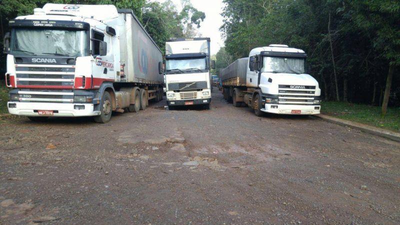 Iguazú: piden que el Gobierno provincial intervenga en el conflicto de camioneros