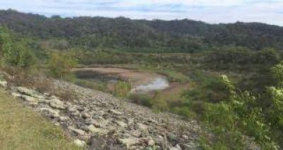 Buscan incluir las obras del dique El Cajón en el Plan Belgrano
