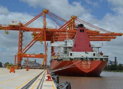 Afirman que el Puerto La Plata puede convertirse en el m�s importante del pa�s