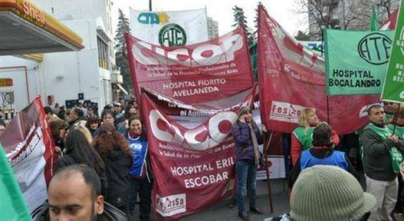 El gobierno ofreció un 25% de aumento salarial a los médicos bonaerenses