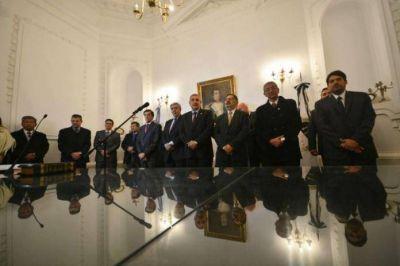 Asumieron nuevos funcionarios del gobierno