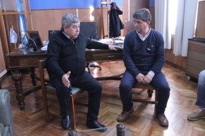 Fioramonti analizó el aumento de las tarifas con Fernández