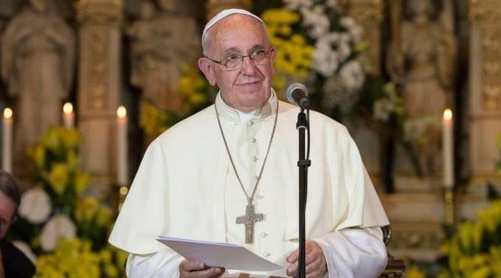Papa Francisco preside por TV un retiro para sacerdotes de todo el mundo