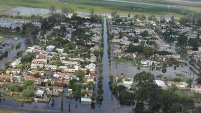 Las inundaciones dejan una p�rdida de $13.000 millones en C�rdoba