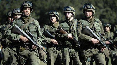 Mauricio Macri derog� un hist�rico decreto de Alfons�n sobre la autonom�a de las Fuerzas Armadas
