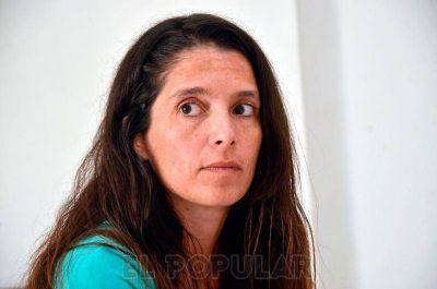 Florencia Ju�rez llegar�a a la gesti�n de Ezequiel Galli