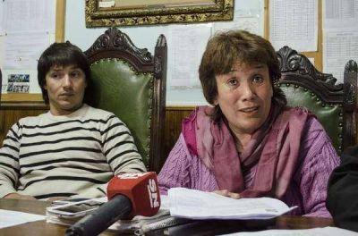 """""""Mejor que ella nadie le iba a plantear al ministro la situación que afronta el distrito"""""""