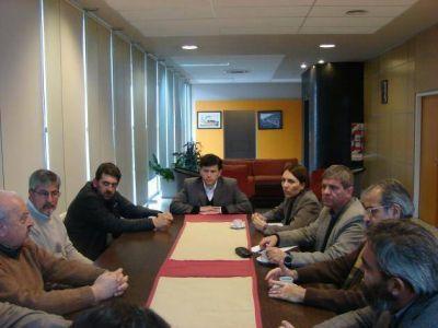 Reunión multisectorial para analizar el precio del GNC