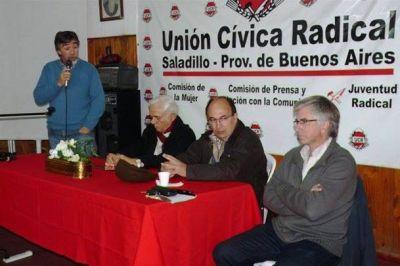 Hubo encuentro de concejales de la Séptima en Saladillo
