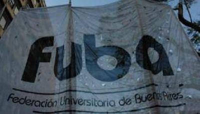 """Cruces en la UBA: """"La FUBA ilegítima y corrupta no da para más"""""""