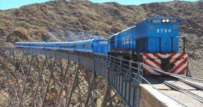 La vuelta más esperada: el Tren de las Nubes volverá el 9 de julio
